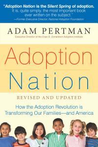 Adoption Nation Book