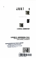 J  R  R  Tolkien s The Fellowship of the Ring PDF