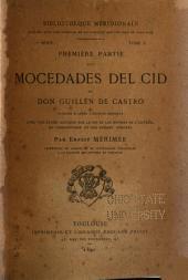Bibliothèque méridionale: 1ere série