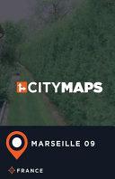 City Maps Marseille 09, France