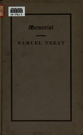 Memorial: Samuel Treat, 1815-1902