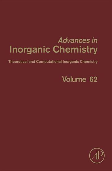 Theoretical And Computational Inorganic Chemistry