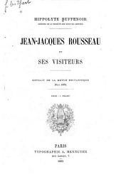 Jean-Jacques Rousseau et ses visiteurs