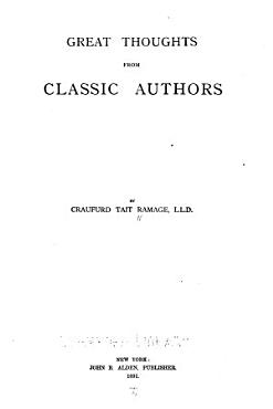 Great Thoughts from Classic Authors PDF