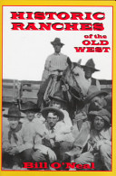 Historic Ranches of the Old West PDF