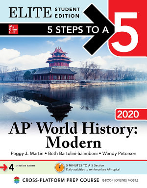 5 Steps to a 5  AP World History  Modern 2020 Elite Student Edition PDF