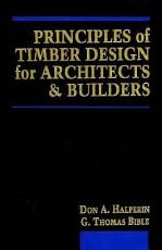 Principles of Timber Design for Architects and Builders PDF