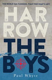 Harrow the Boys Book