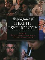 Encyclopedia of Health Psychology PDF