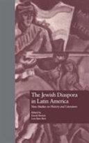 The Jewish Diaspora in Latin America