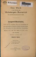 Das Weib in den Werken des Michelangelo Buonarroti PDF