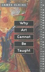 Why Art Cannot Be Taught PDF