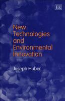 New Technologies and Environmental Innovation PDF