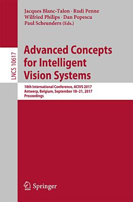 Advanced Concepts for Intelligent Vision Systems PDF