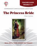The Princess Bride Teacher Guide