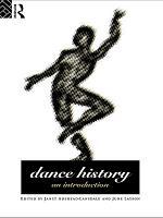 Dance History PDF