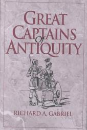 Great Captains of Antiquity