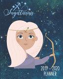 Sagittarius 2019-2020 Planner