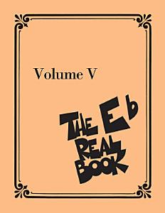 The Real Book   Volume V Book