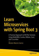 Learn Microservices with Spring Boot 3 PDF