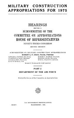 Department of the Air Force PDF