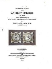 An historical account of the ancient Culdees of Jona and of their Settlements in Scotland, England and Ireland
