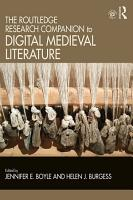The Routledge Research Companion to Digital Medieval Literature PDF