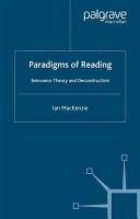 Paradigms of Reading PDF