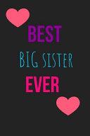 Best Big Sister Ever