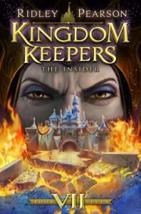Kingdom Keepers VII  The Insider Book