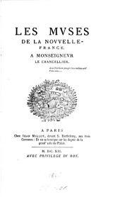 Les muses de la Nouvelle-France