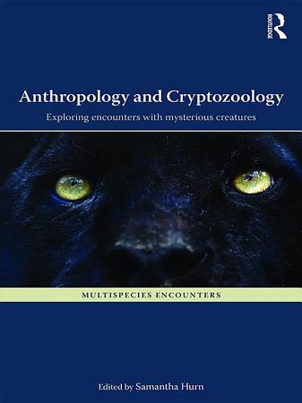 Anthropology and Cryptozoology PDF