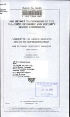 2013 Report to Congress of the U S  China Economic and Security Review Commission PDF