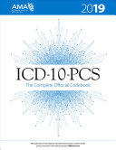 ICD 10 PCs 2019 the Complete Official Codebook