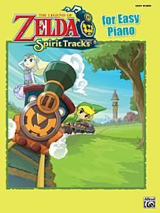 The Legend of Zelda - Spirit Tracks for Easy Piano