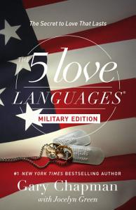 The 5 Love Languages Military Edition Book