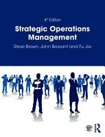 Strategic Operations Management PDF