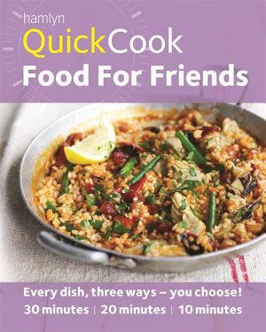 Hamlyn QuickCook  Food For Friends