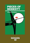 Pieces of Modesty (Large Print 16pt)