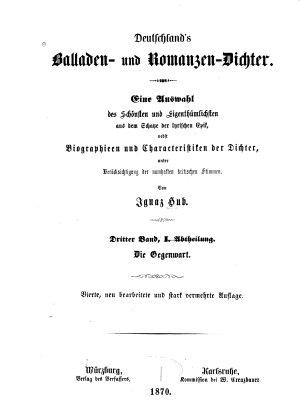 Deutschlands Balladen PDF