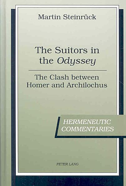 Download The Suitors in the Odyssey Book
