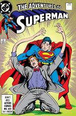 Adventures of Superman (1987-2006) #458