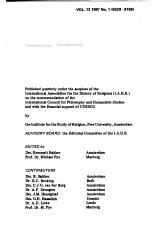 Science of Religion PDF