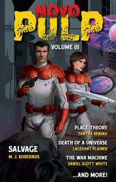 NovoPulp Anthology - Volume 3: The Speculative Fiction Anthology