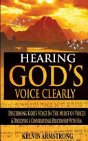 Hearing God s Voice Clearly Book