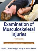 Examination of Musculoskeletal Injuries With Web Resource 4th Edition PDF