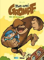 Mon ami Grompf Tome 01: Yéti de compagnie