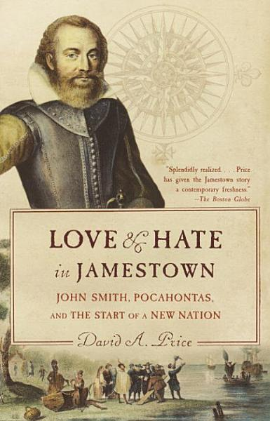 Love and Hate in Jamestown Pdf Book