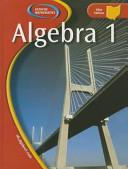 OH Algebra 1  Student Edition PDF