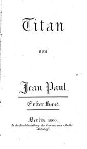 Titan: Band 1